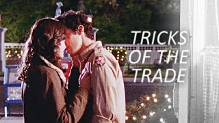 jess & rory | tricks of the trade