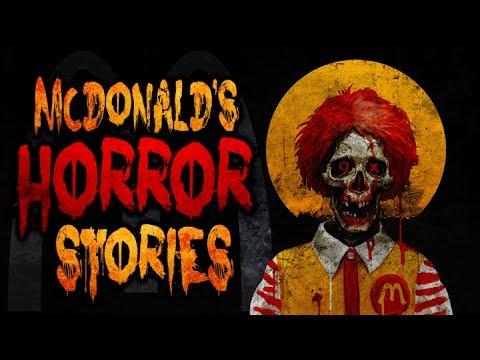 15 True Scary MCDONALD