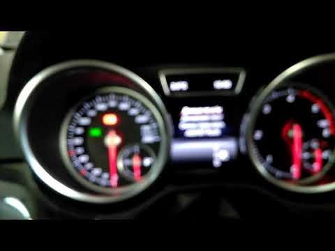 Сброс сервисного интервала Mercedes GLE 350.
