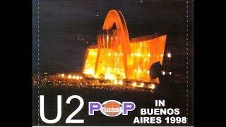 U2 PopMart Tour Live In Argentina 06/02/98 [ FULL CONCERT ]