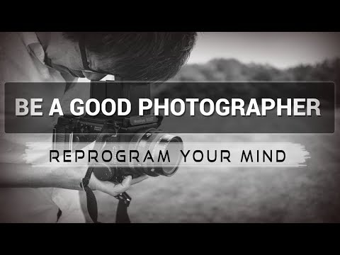 being a Good Photographer affirmations mp3 music audio - Law of attraction - Hypnosis - Subliminal