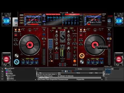 VIRTUAL DJ DEEP HOUSE MIX (MIXED BY BIGGIE-B)