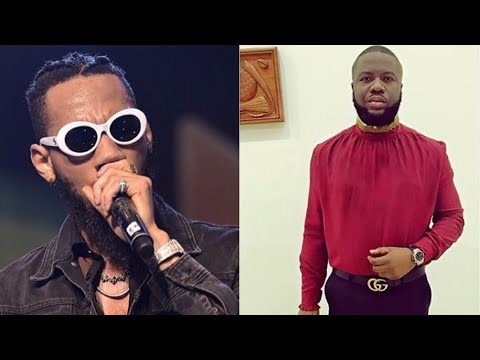 Phyno Attacks Hushpuppi on Timaya's song 'Telli Person'