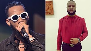 Phyno Attacks Hushpuppi on Timaya's song 'Telli Person'