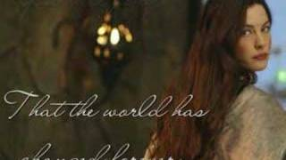 ♫ Soundtrack - Lord of the Rings - Arwen's Song
