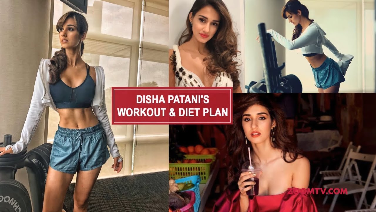 <div>Disha Patani's diet and workout plan | Bolly Quickie</div>