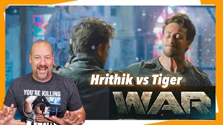 War | Official Teaser Reaction | Hrithik Roshan | Tiger Shroff