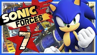 SONIC FORCES # 07 ✊ Digga, Alder, Digga! [HD60] Let's Play Sonic Forces