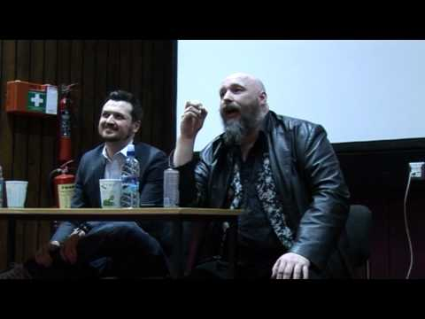 An Evening With Warren Ellis