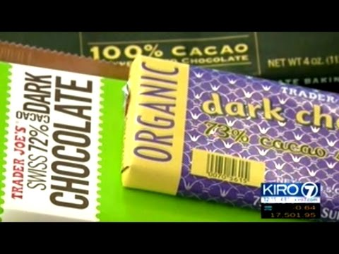 Dangerous Levels Of Lead And Cadmium Found In Popular Brands Of Chocolate!