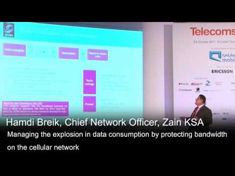 Telecoms - How to manage the explosion in data consumption