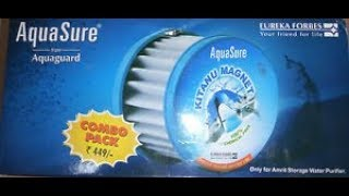Water Purifier | AquaSure Amrit | Unboxing and Review | Hindi