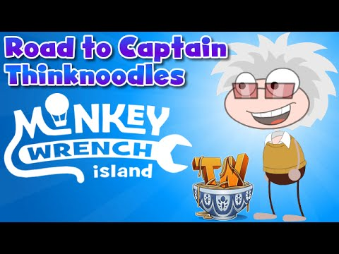 Monkey Wrench Island | Poptropica: Road to Captain Thinknoodles