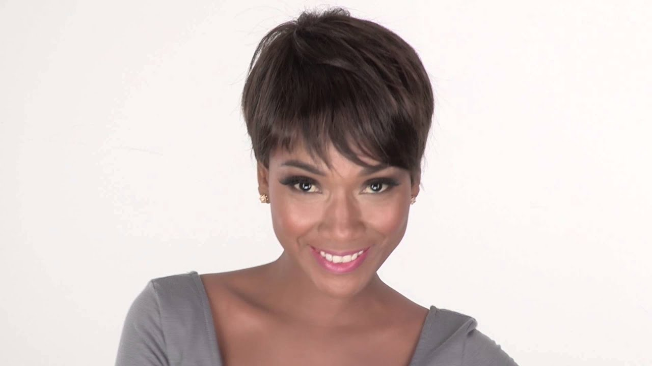 Youtube African American Short Wigs 106