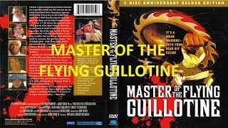 Play Master Of The Flying Guillotine