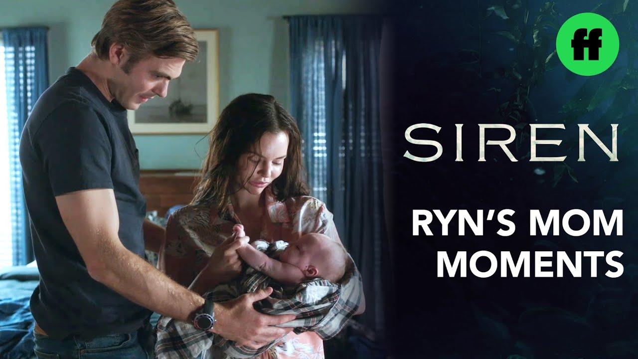 Siren Season 3 | Ryn's Motherhood Journey | Freeform
