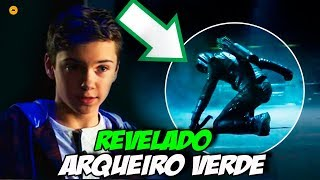 Arrow 7ª Temporada Episódio 1 CONFIRMADO William é Novo Arqueiro Verde!