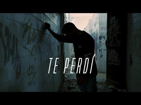 5. SHÉ - Te perdí (Videoclip Oficial) #TIEMPOVOL2