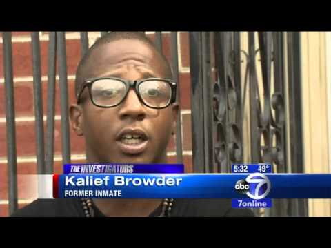 RAW: Teen Thrown In Violent New York Prison For Years Without Ever Having Been Convicted