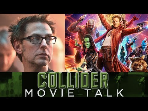 James Gunn To Oversee Marvel Cosmic Universe - Collider Movie Talk