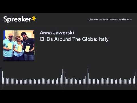 CHDs Around The Globe: Italy