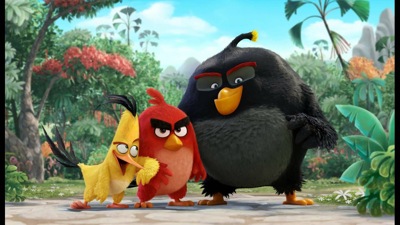 angry birds 3d trailer review hd deutsch german