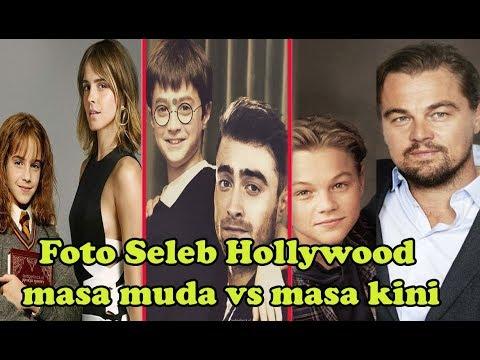 Foto Seleb Hollywood Masa Muda Vs Masa Kini, Keren #Virals