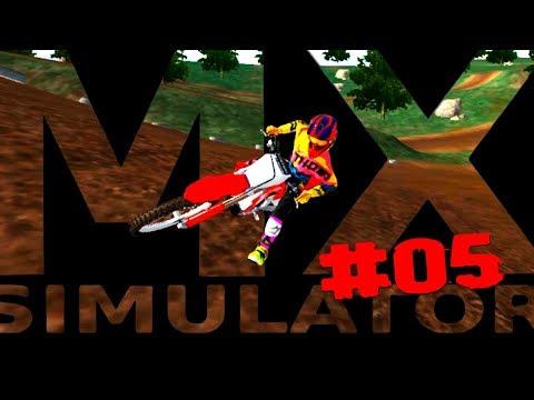 MX Simulator! - An MX SIM Beginner Learning To Jump!