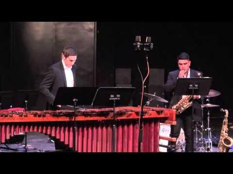 Emilio Rivera Senior Recital UNLV - Nov 4, 2015