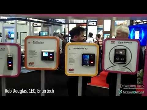 Suprema partnered with ENTERTECH SYSTEMS at ISC WEST 2014