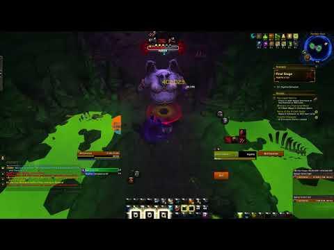 Feral Druid Challenge/Artifact Boss !