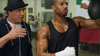 Watch 7 Clips from Ryan Coogler's 'Creed' Starring Michael B. Jordan and Sylvester Stallone