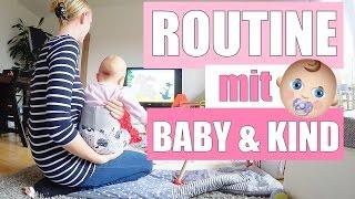 Routine mit Baby & Kleinkind | Isabeau