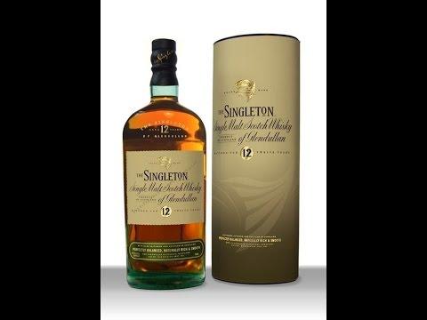 Виски обзор SINGLETON -12 Years