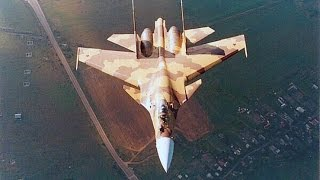 Sukhoi Su-37 Terminator - The Legend Exist