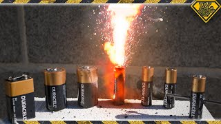 4 Experiments with Batteries thumbnail