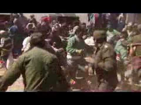 Bolivia's Tinku festival - 07 May 07