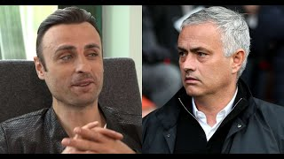 Dimitar Berbatov reveals what he sees as the ideal attack for Manchester United
