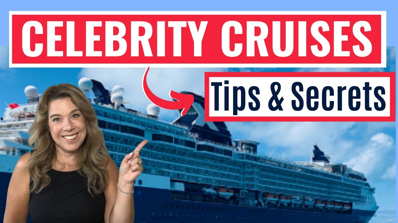 10 Best Celebrity Cruise Tips Tricks What You Need To Know When Cruising With Celebrity Youtube