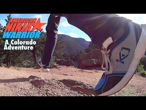 American Ninja Warrior: A Colorado ADVENTURE!