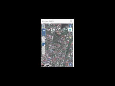 Guyana NWIS - WebMap Version 6.0 Responsive/Mobile Ready Video