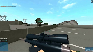 Call of Roblox Sniping