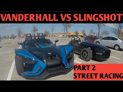 2018 VENICE VANDERHALL VS SLINGSHOT GO RACING (PART2)