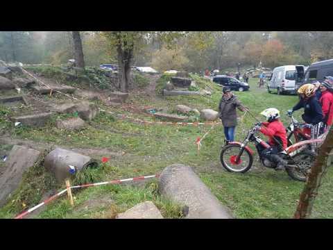 Doku 2016 - video Motocross - Trial Meisterschaft MSV Preetz e.V. im ADAC in Wildenhorst