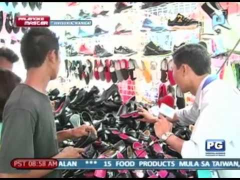 Palengke Master: Presyo ng mga sapatos sa Divisoria