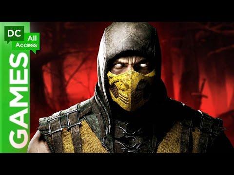Mortal Kombat X: Game & Comic Secrets