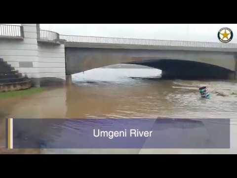 Durban floods 23 April 2019