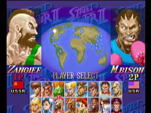 Zangief(Separate,26m) - HYPER STREET FIGHTER II