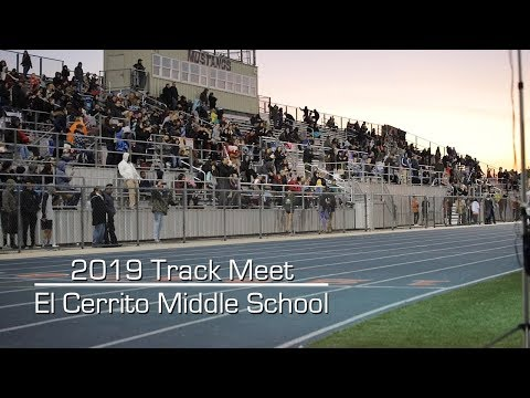 2019 El Cerrito Middle School Track Meet