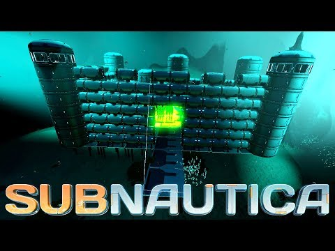 Subnautica - DID THIS UNDERWATER FORTRESS PROTECT THEM? - IGParadise 2.0 - Subnautica Gameplay